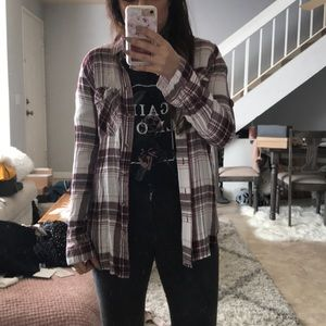 BDG from UO flannel shirt
